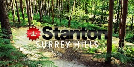 Stanton Bikes Surrey Hills Trail Demo Day - 7th July 2019 tickets