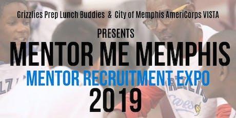 Mentor Me Memphis: Mentor Recruitment Expo tickets