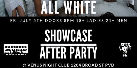 GOOD MUSIC SHOWCASE / AFTER PARTY tickets