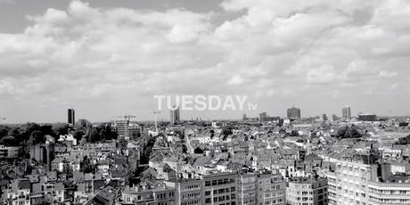 Tuesday TV - Stereoclip (Live) at Rooftop Flagey billets