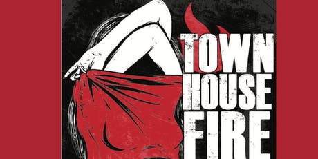 Townhouse Fire w/Red Shirts @ Krave tickets