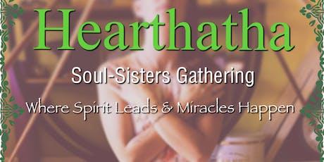 HeartHatha Soul-Sisters Gathering (healing circle) Women Circle. tickets