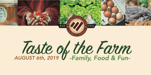 Taste of the Farm | AG day in Chester County