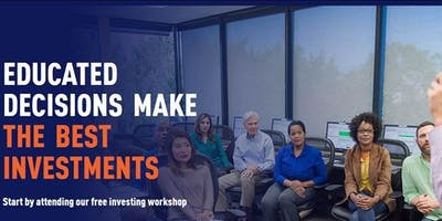 Free Investing Class - Reserve your seat today!
