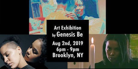 People Not Things | Art Exhibit by Genesis Be | The Bishop Gallery tickets