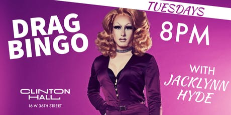 Drag Bingo With Jaclynn Hyde tickets