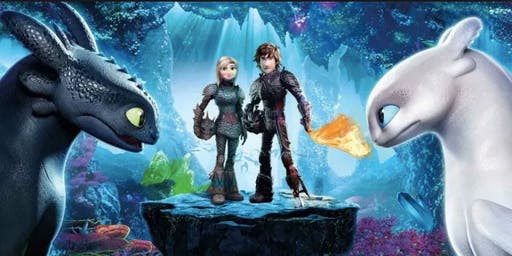 Movie in the Park - How to Train Your Dragon The Hidden World