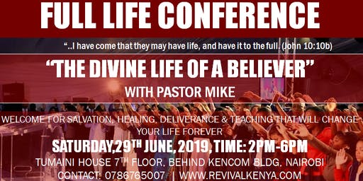 FULL LIFE CONFERENCE