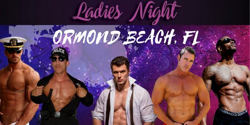 Ormond Beach, FL. Magic Mike Show Live. World Famous Iron Horse Saloon