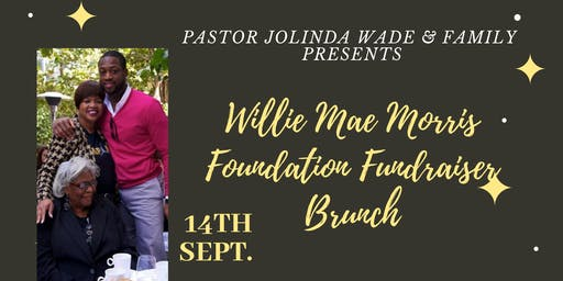 Willie Mae Morris Fundraiser Brunch