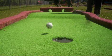 Senior Circle -Sept 18th Mini Golf and Pizza at Scooters Family Fun Center 10:30am