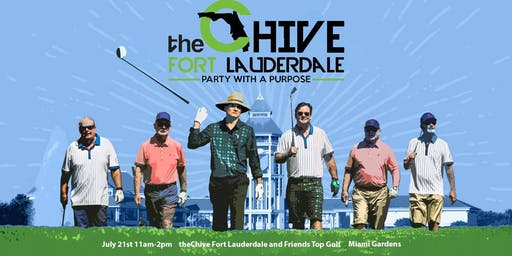 theChive Fort Lauderdale and Friends go to Top Golf