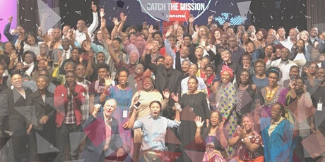 National African American Missions Conference June 24- 26, 2020 tickets
