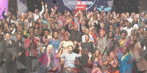National African American Missions Conference June 24- 26, 2020