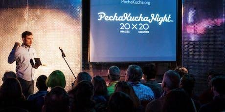 """PechaKucha Night Volume 13: """"Beginnings"""" tickets"""
