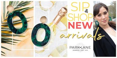 Sip & Shop NEW ARRIVALS! tickets