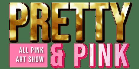 Pretty & Pink All-Pink Art Show tickets
