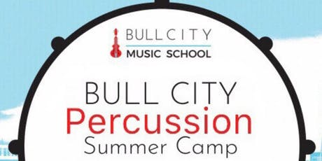 Bull City Music School Percussion Camp tickets