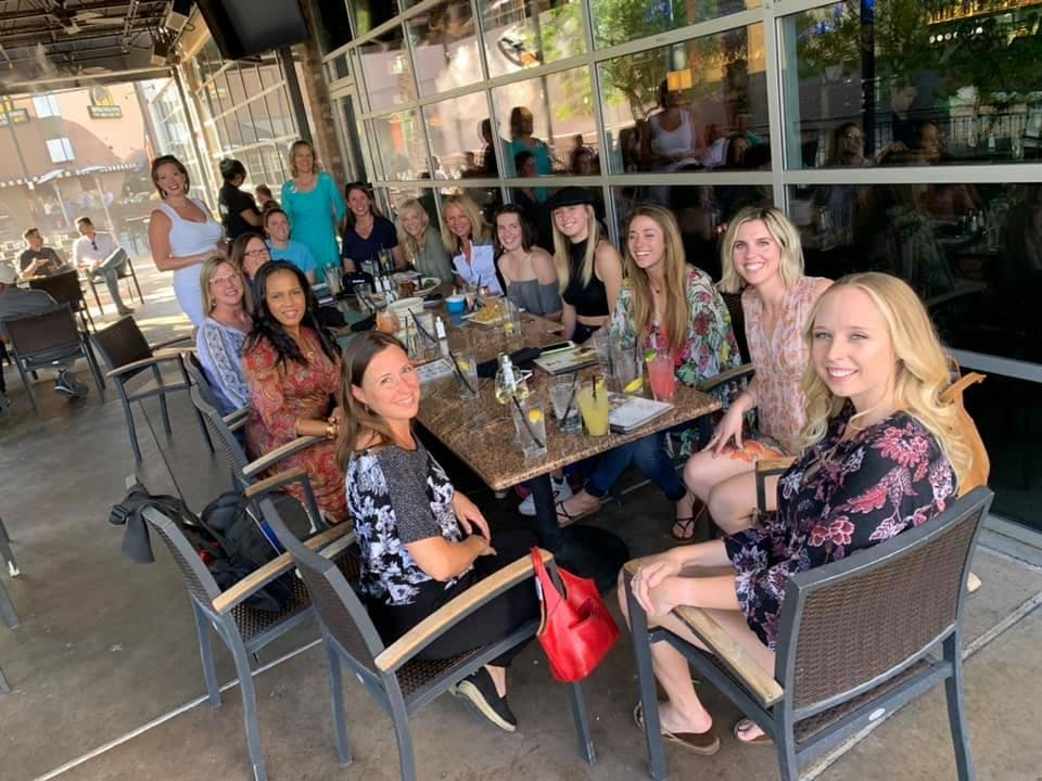 Women in Aviation Phoenix Monthly Get-Together!