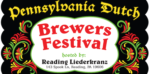 2019 Pennsylvania Dutch Brewers Festival