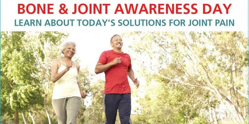 Bone and Joint Awareness Day