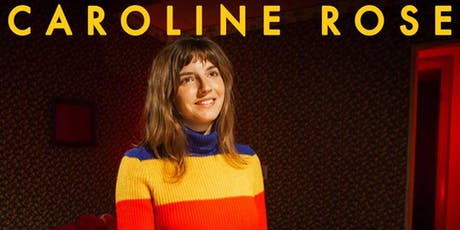 XPN Welcomes Caroline Rose tickets
