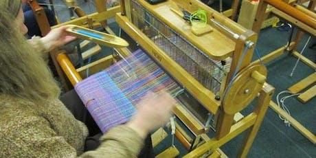 SAORI Weaving Workshop with Mihoko Wakabayashi tickets