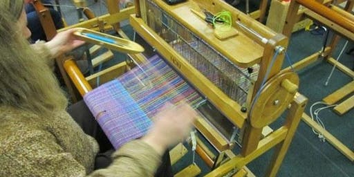SAORI Weaving Workshop with Mihoko Wakabayashi