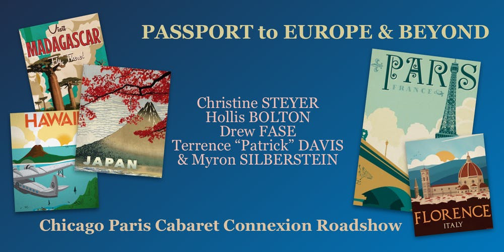 Passport to Europe & Beyond - Dinner & Concert - CPCX Roadshow
