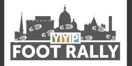 6th Annual YYP Foot Rally tickets