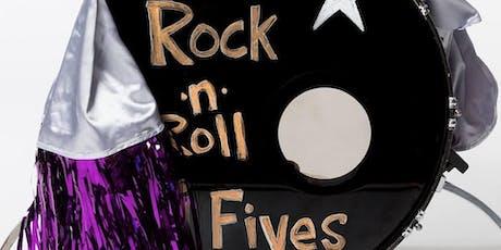 The RocknRoll HiFives tickets