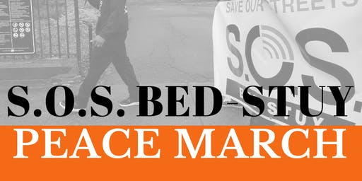 S.O.S. Bed-Stuy Peace March