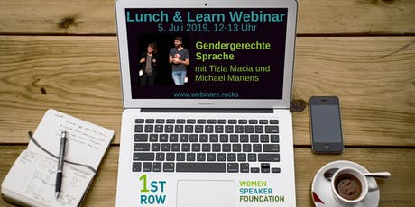 "Live-Webinar ""Gendergerechte Sprache"" mit fairlanguage Tickets"