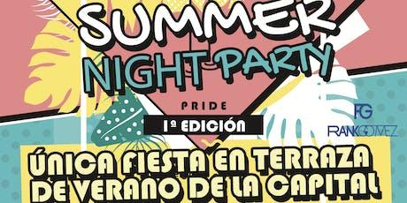 SUMMER NIGHT PARTY entradas