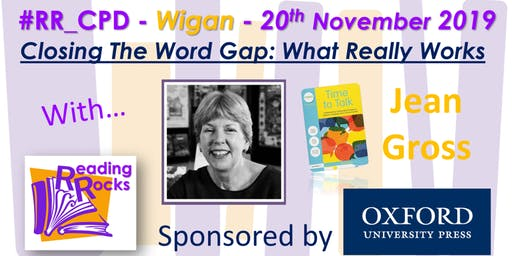 Reading Rocks presents Jean Gross with OUP