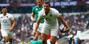 England vs Ireland - RWC Warm up game