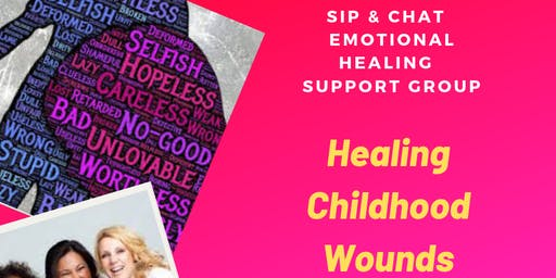 Heal on Purpose Support Group (Sip & Chat)