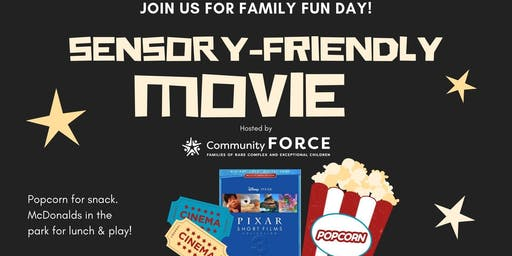 Family Fun Day - Sensory Friendly Movie