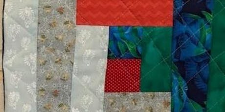 SEWING: Quilt Wall hanging tickets