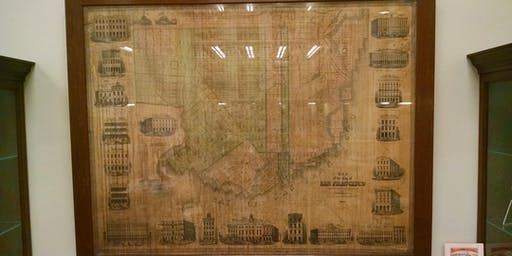 Mapping the City: A discussion of the 1854 map drawn by R.P. Bridgens