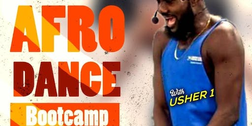 Afro Dance Bootcamp/Afro-Beats