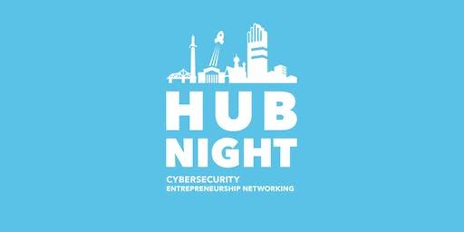 9. Hub Night Cybersecurity Entrepreneurship Networking