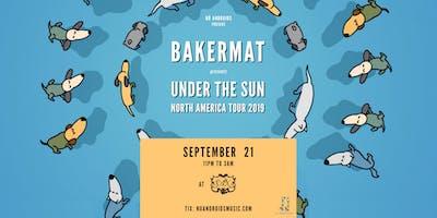Bakermat at Sax (21+)
