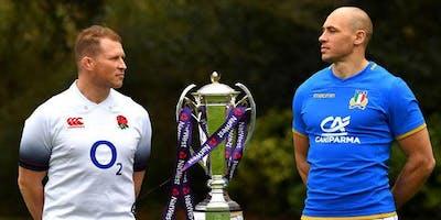 England+vs+Italy+-+RWC+Warm+up+game