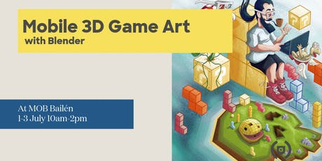 Introducción al Game Art 3D mobile con Blender entradas