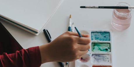 INTUITIVE PAINTING CLASS: August 8th tickets