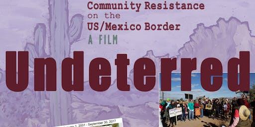 'Undeterred' Screening and Discussion
