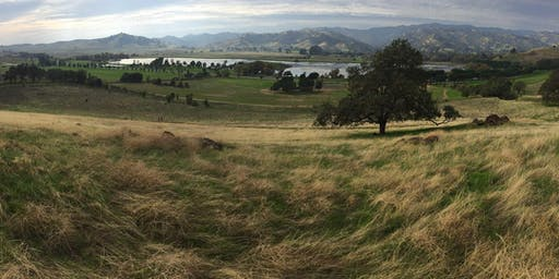 Solano County: Sunset Hike at Lagoon Valley