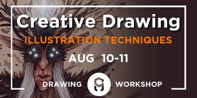 Creative Drawing Illustration Techniques
