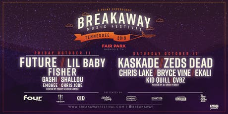 Breakaway Music Festival - Tennessee tickets